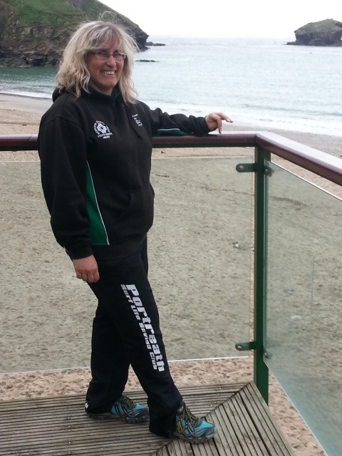 Portreath Trackie Pants Adults