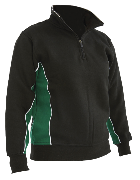 Perranporth CC Quarter Zip Sweatshirt