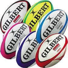 Gilbert Zenon Rugby Ball