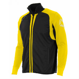 Poly Full Zip Jacket Sr