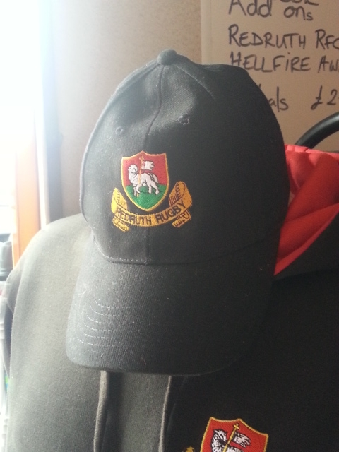 Redruth RFC Cap
