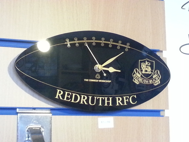 Redruth RFC Wall Clock