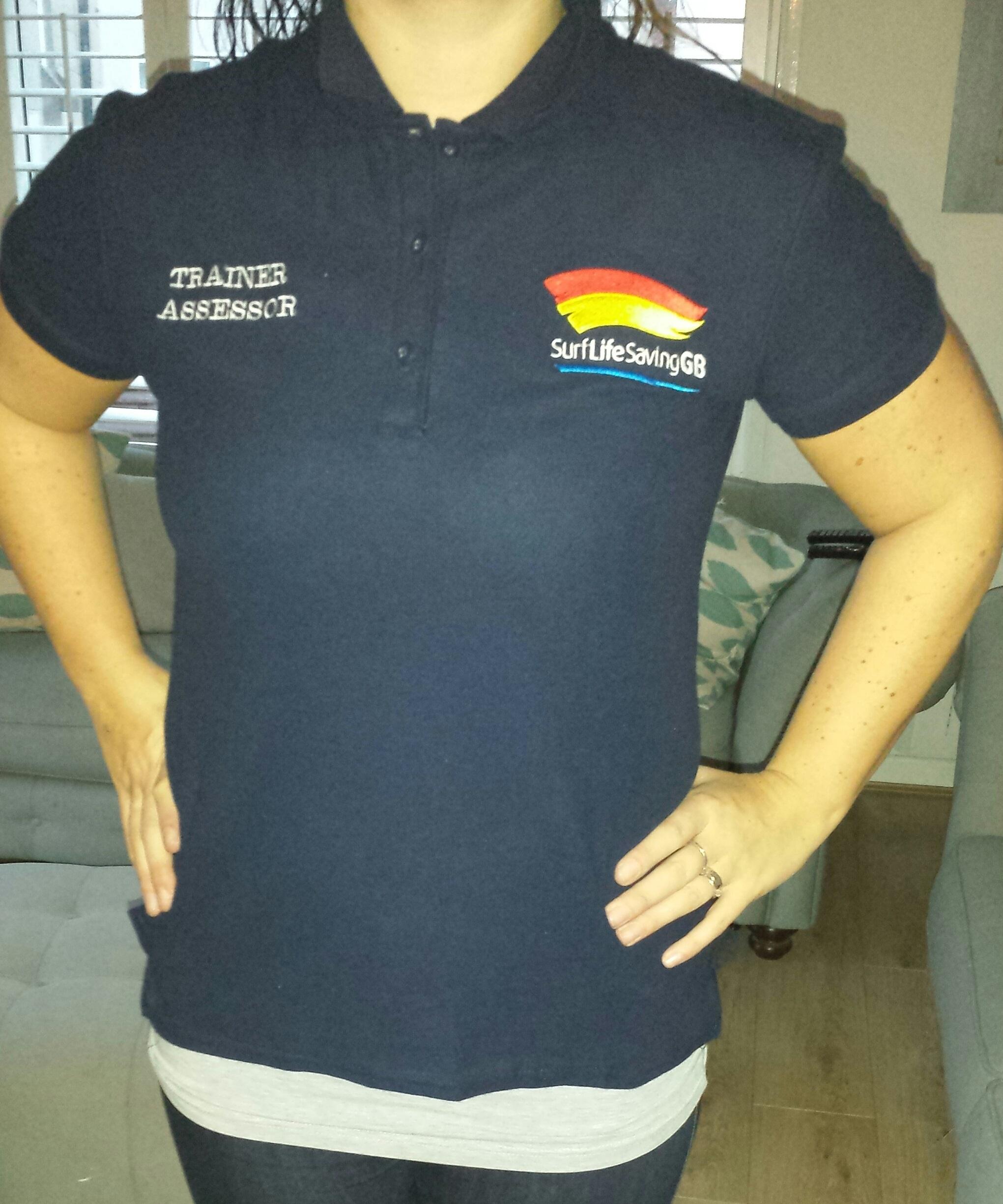 SLSGB Staff Polo Shirt