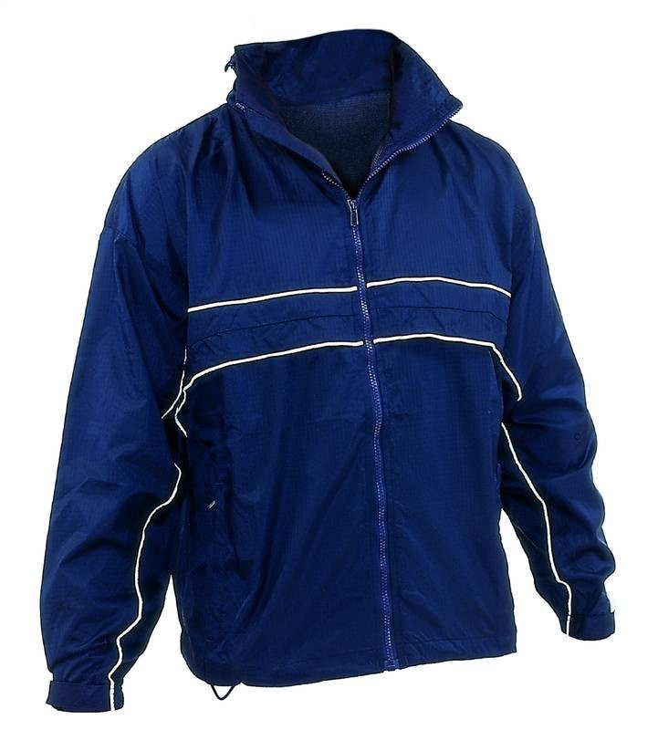 Lankelly Fowey RFC Full Zip Rain Jacket