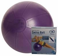 Fitness-Mad Studio Pro 500kg Anti-Burst Swiss Ball and Pump