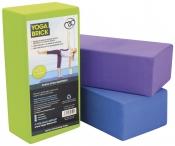 Fitness-Mad Hi-density Yoga Brick 220x110x70mm
