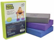 Fitness-Mad Full Yoga Block 305x205x50mm
