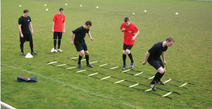 Speed Agility Ladder (4M)