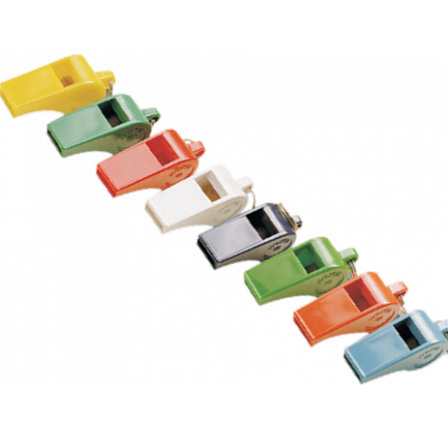 Plastic Whistle (Box of 12)