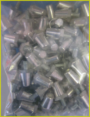 Ali Non Tipped Studs (11mm - 17mm) - Bag of 100
