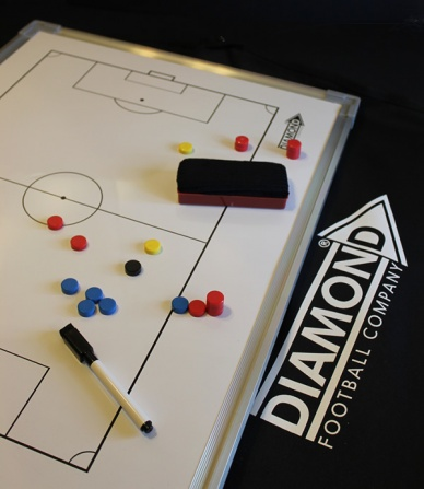 Deluxe Tactic Board (Two Pitch 120cm x 90cm)