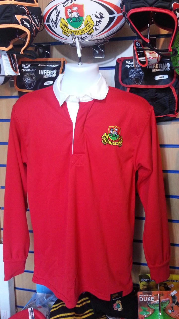 Redruth RFC Retro Shirt