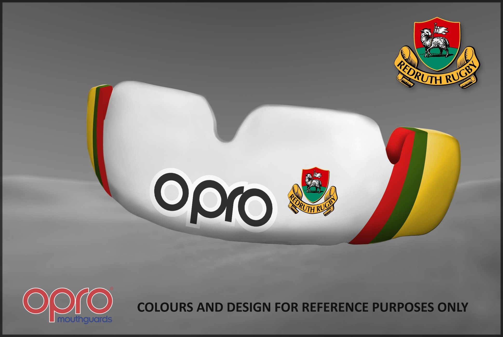 Opro Custom Made Mouth Guards