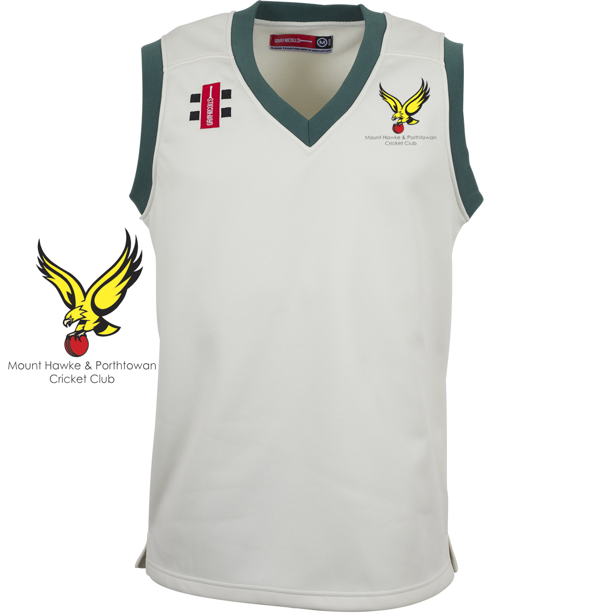 MHCC Short Sleeved Sweater