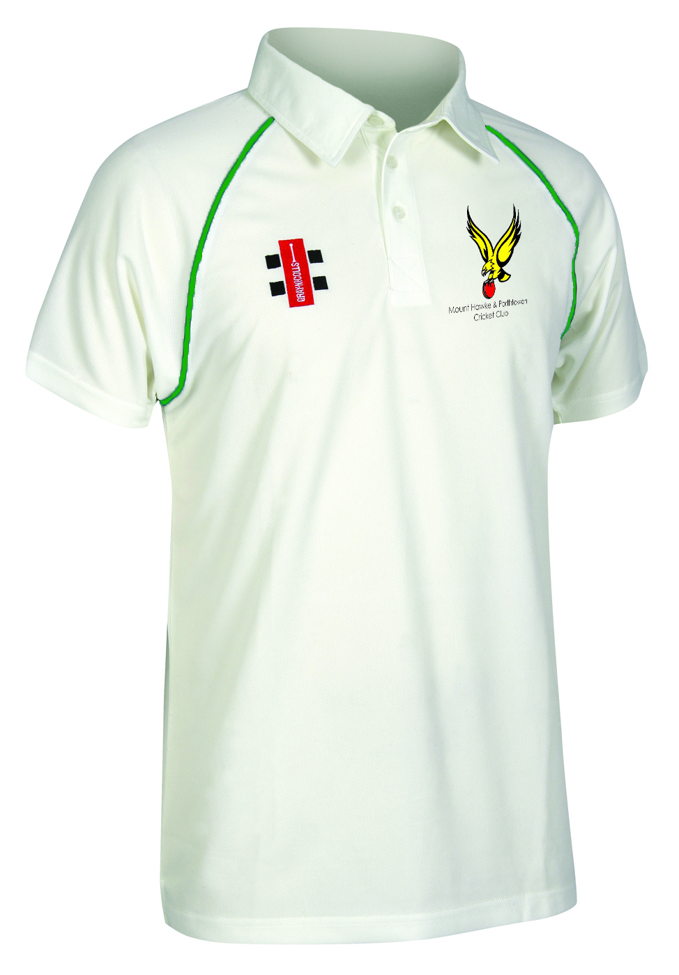 MHCC Short Sleeved Playing Shirt