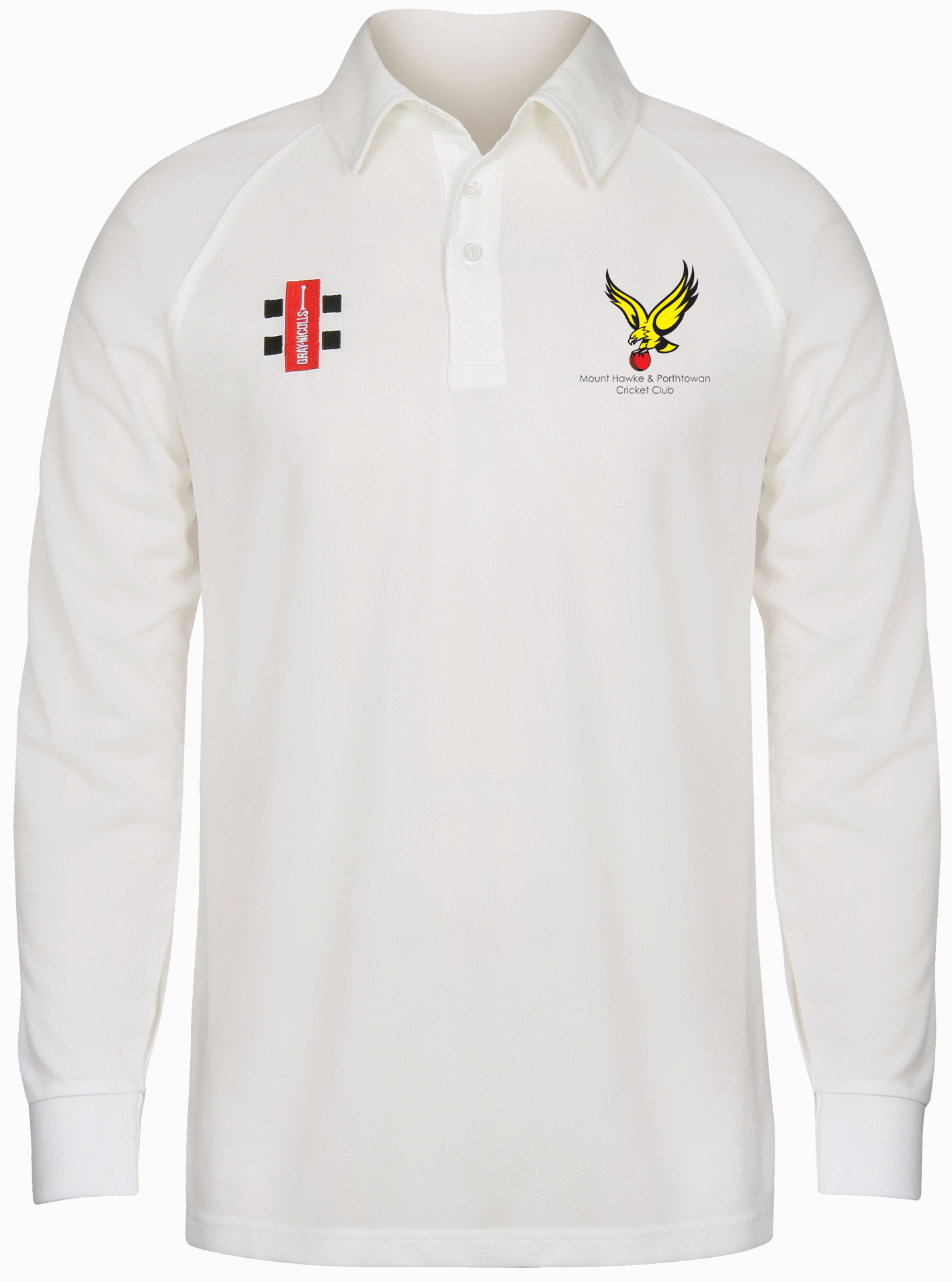 MHCC Long Sleeved Playing Shirt