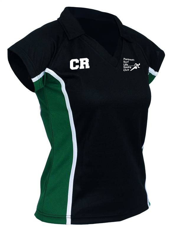 Portreath SLSC Polo Adults Ladies