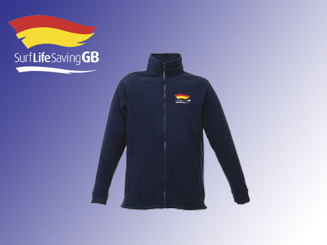 SLSGB Fleece Jacket