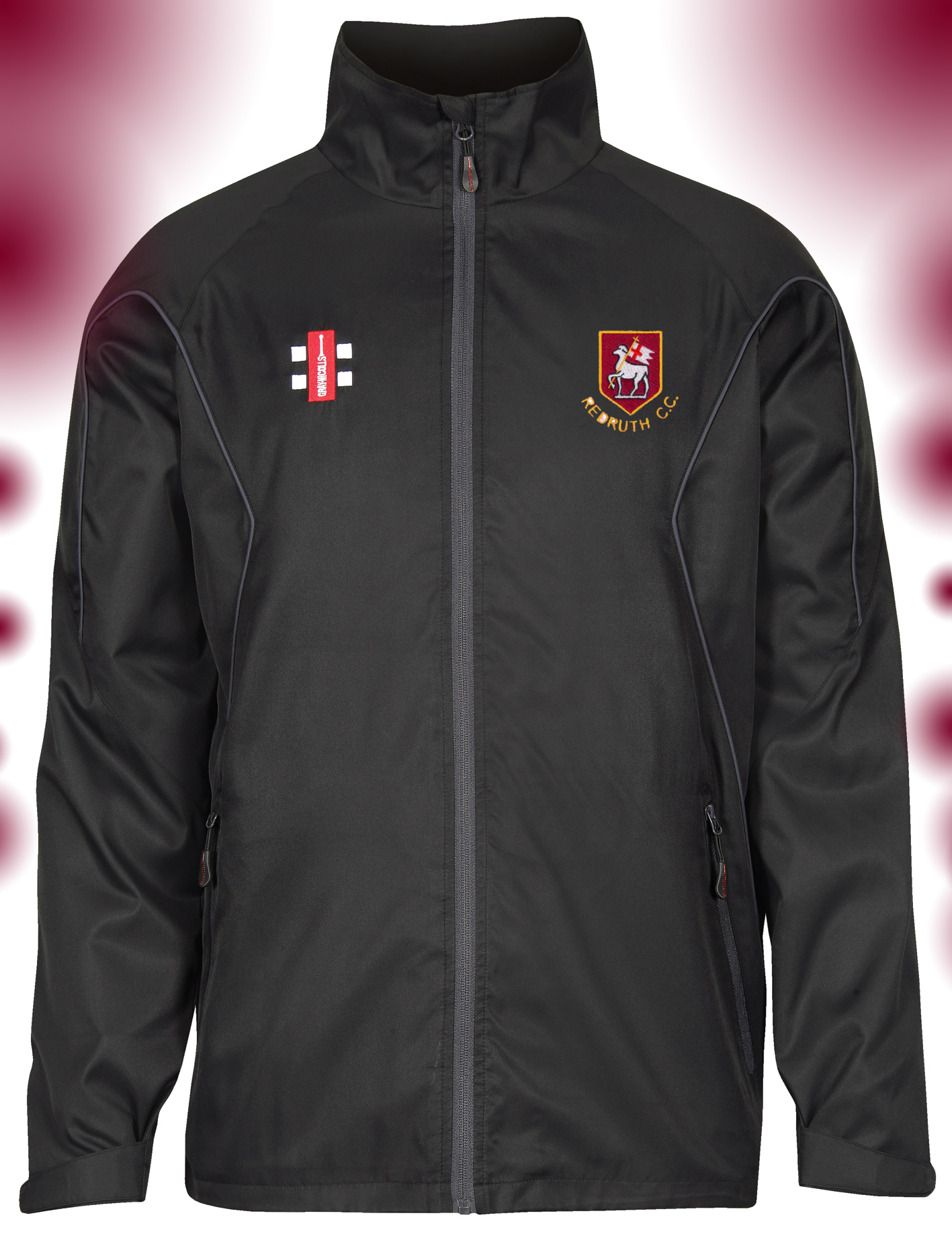 Redruth CC Storm Jacket