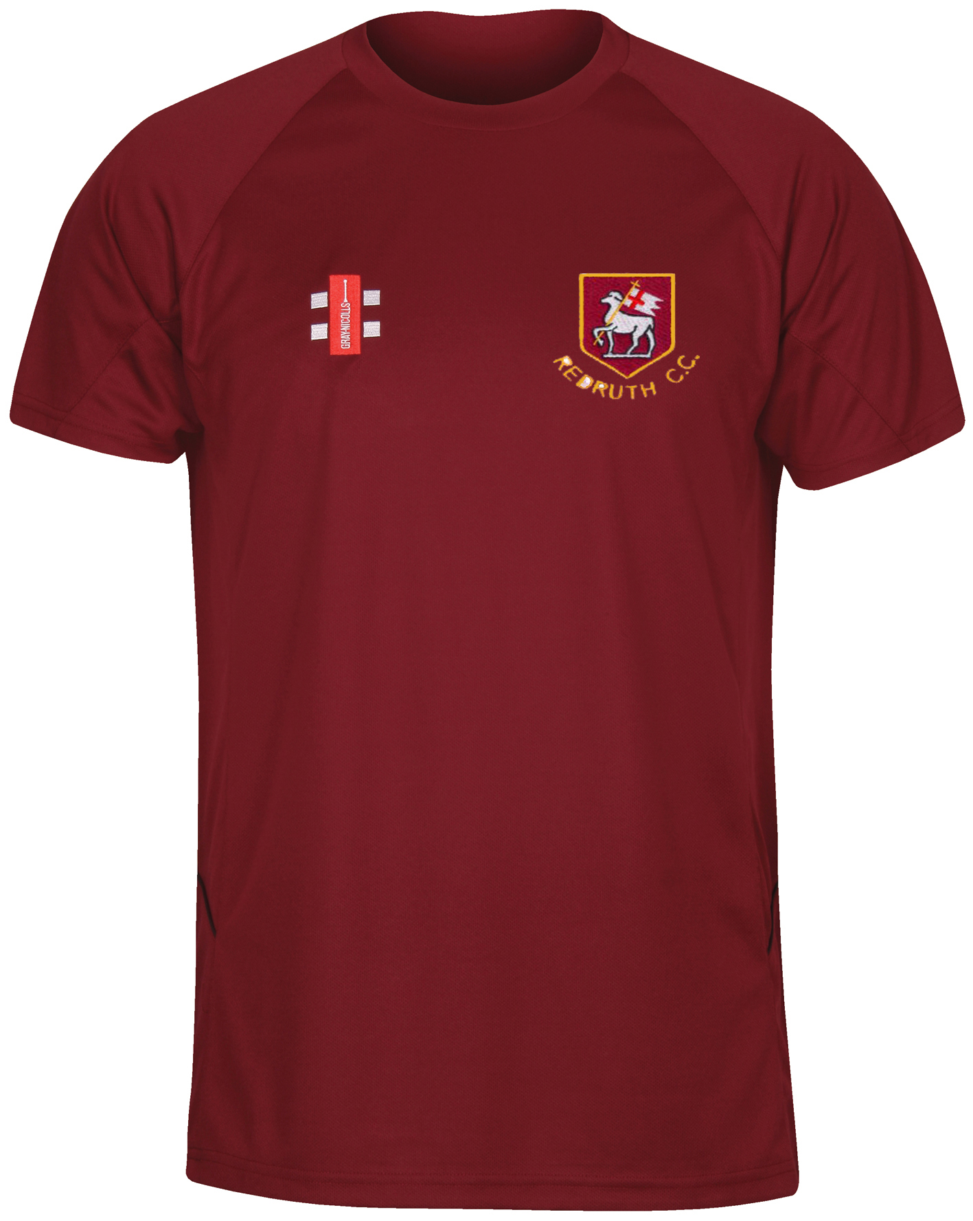 Redruth CC Matrix training Tee