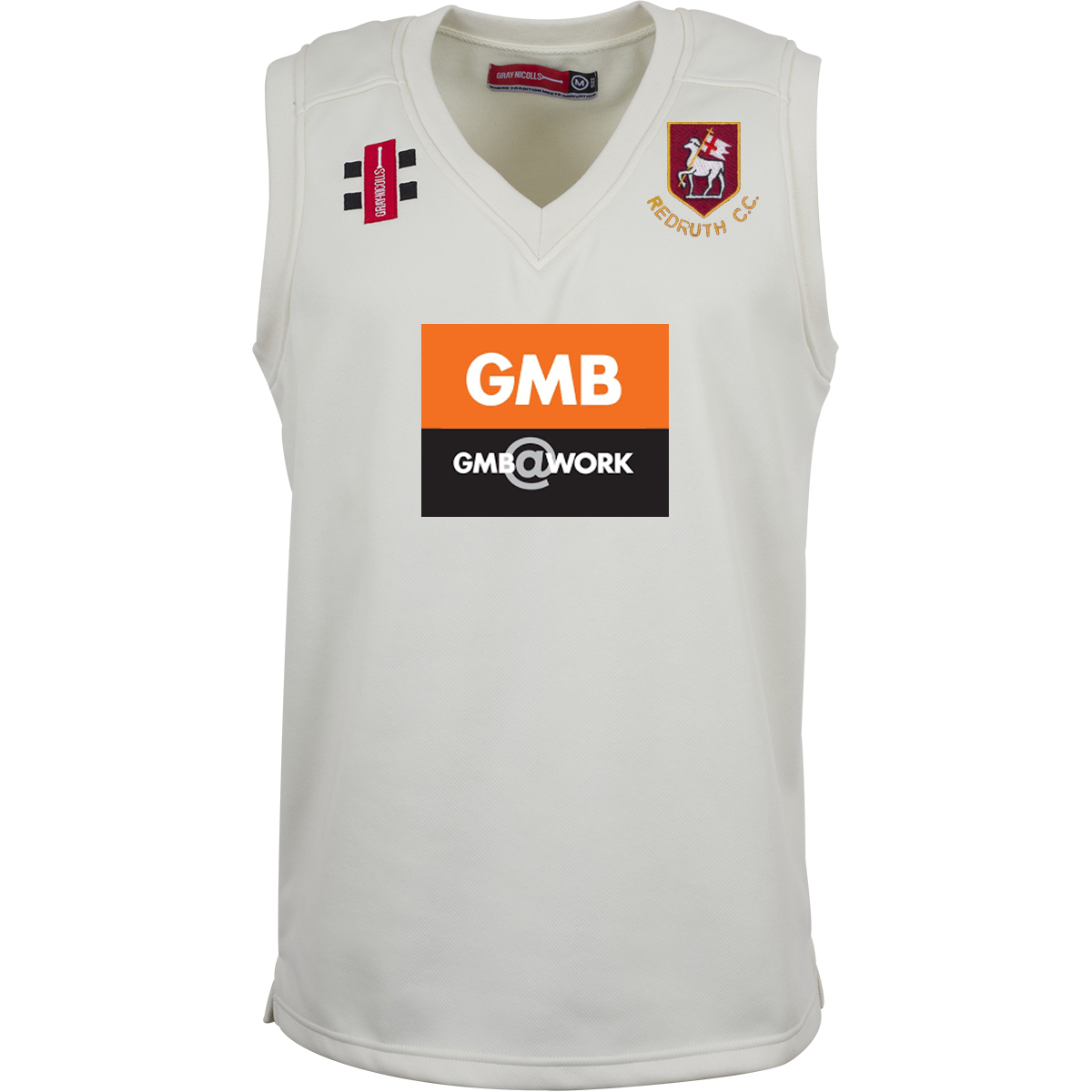 Redruth CC Short Sleeved Playing Jumper