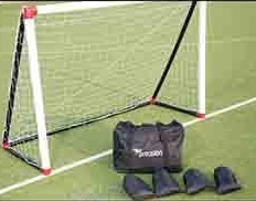 Precision inflatable goal 8x5
