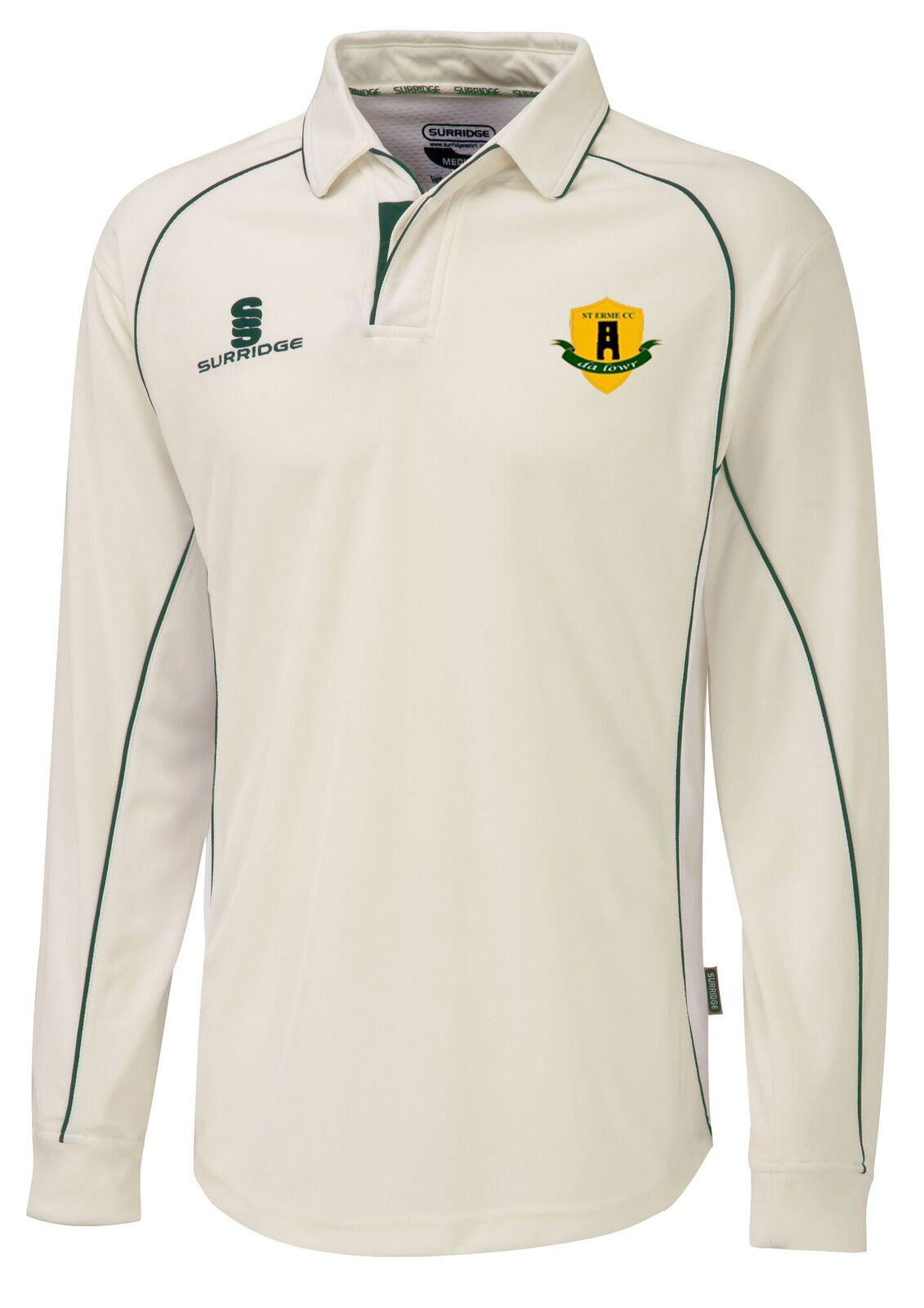 Surridge Long Sleeved Playing Shirt