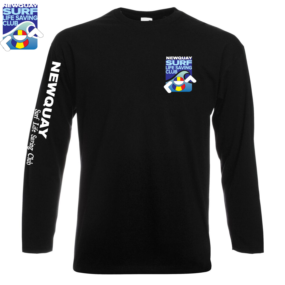 NSLSC Long Sleeved Tee Shirt Adults