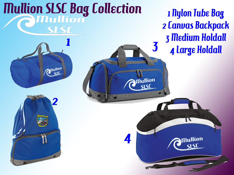 Mullion SLSC Bag Collection