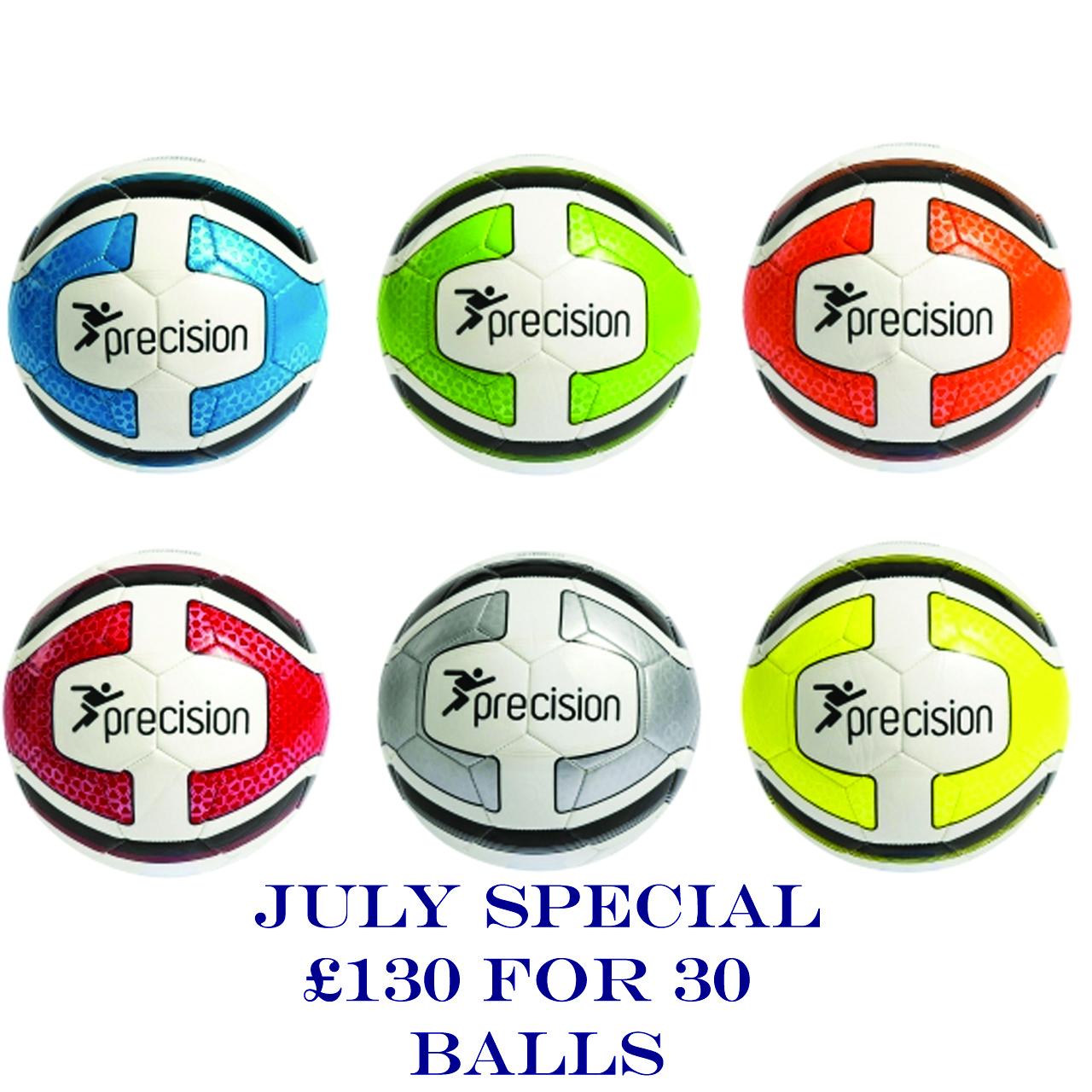 30 Ball Super Deal - Precision Santos