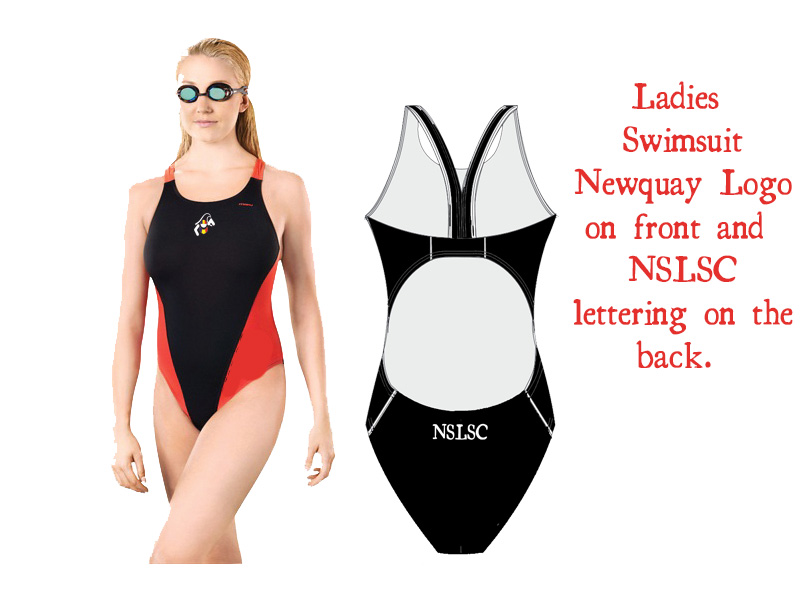 NSLSC Ladies Swimsuit