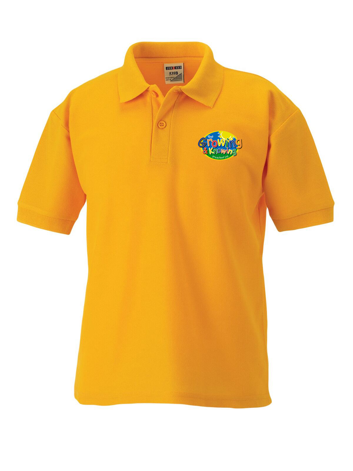Growing and Knowing Polo Shirt
