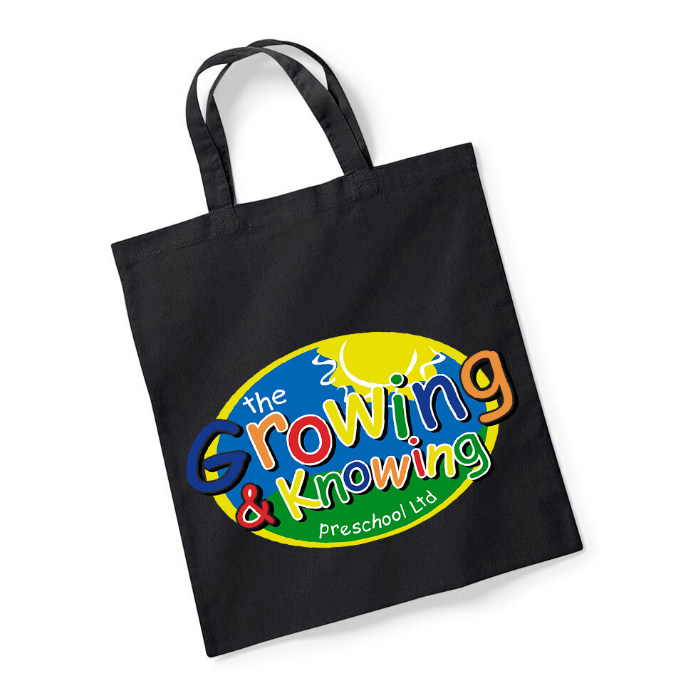 Growing and Knowing Shopper Bag