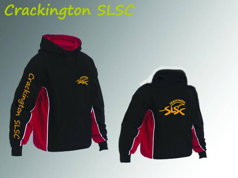 Crackington SLSC Hoodie