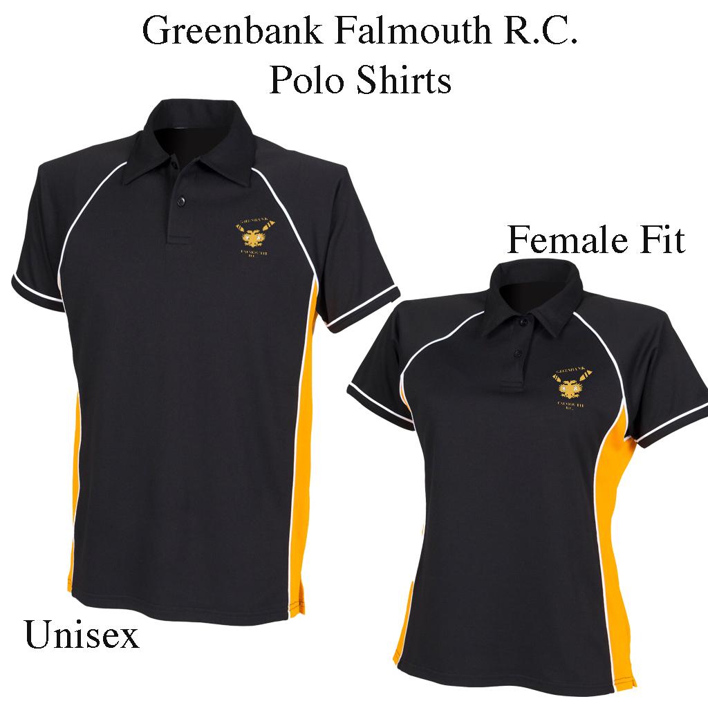 Green Bank RC Polo Shirt