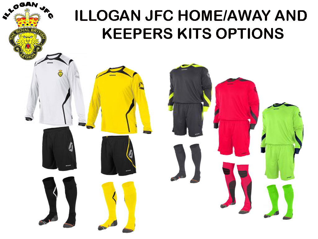 Illogan JFC Kits