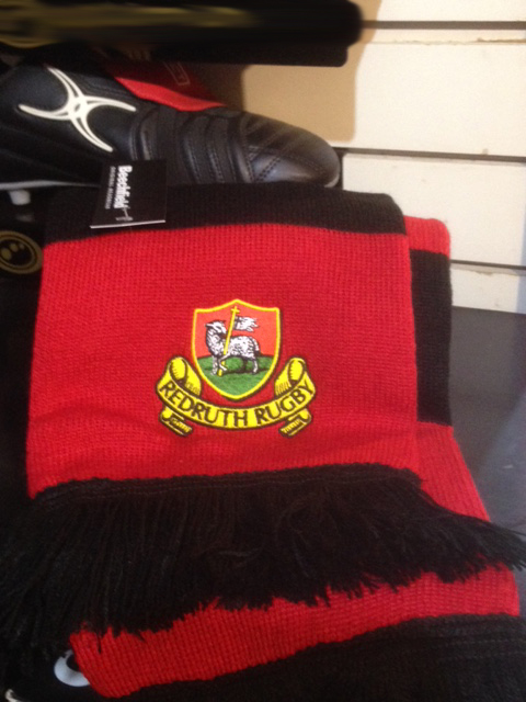 Redruth RFC Scarf