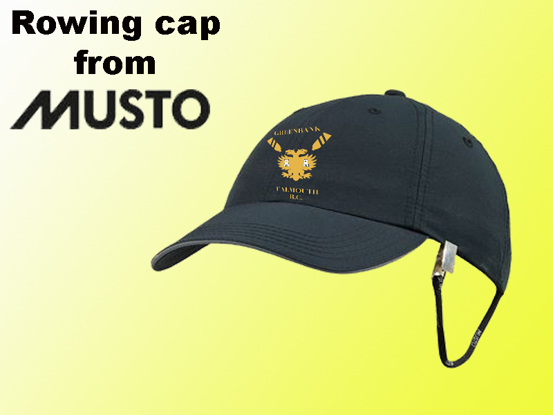 Greenbank Falmouth RC Musto Clip on Cap