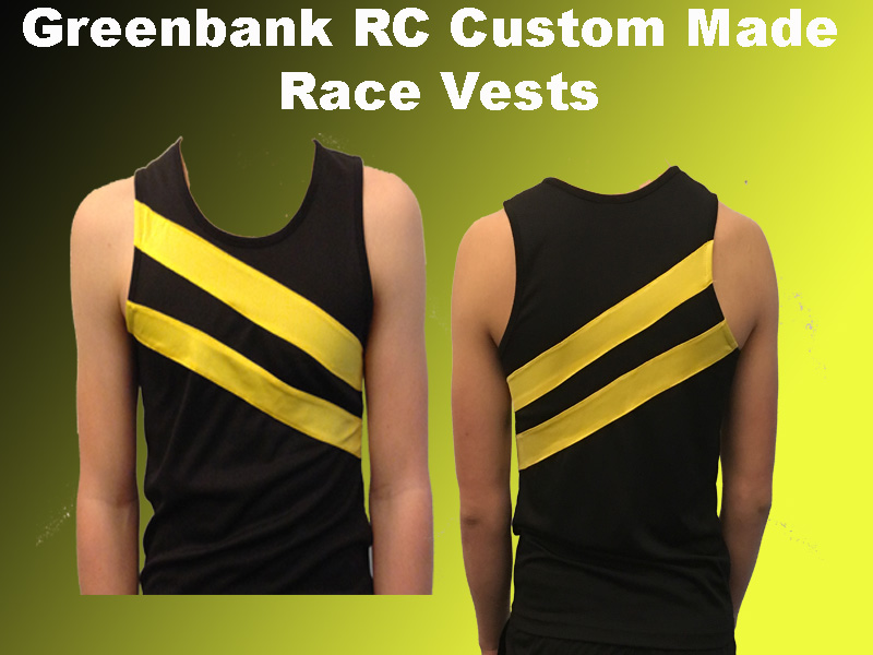 Greenbank Falmouth RC Race Vest