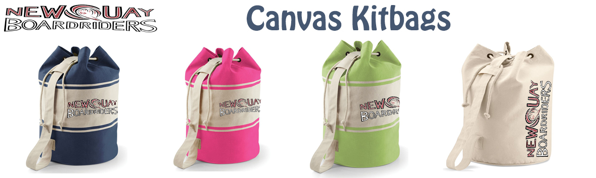 NBR Canvas Kit Bags