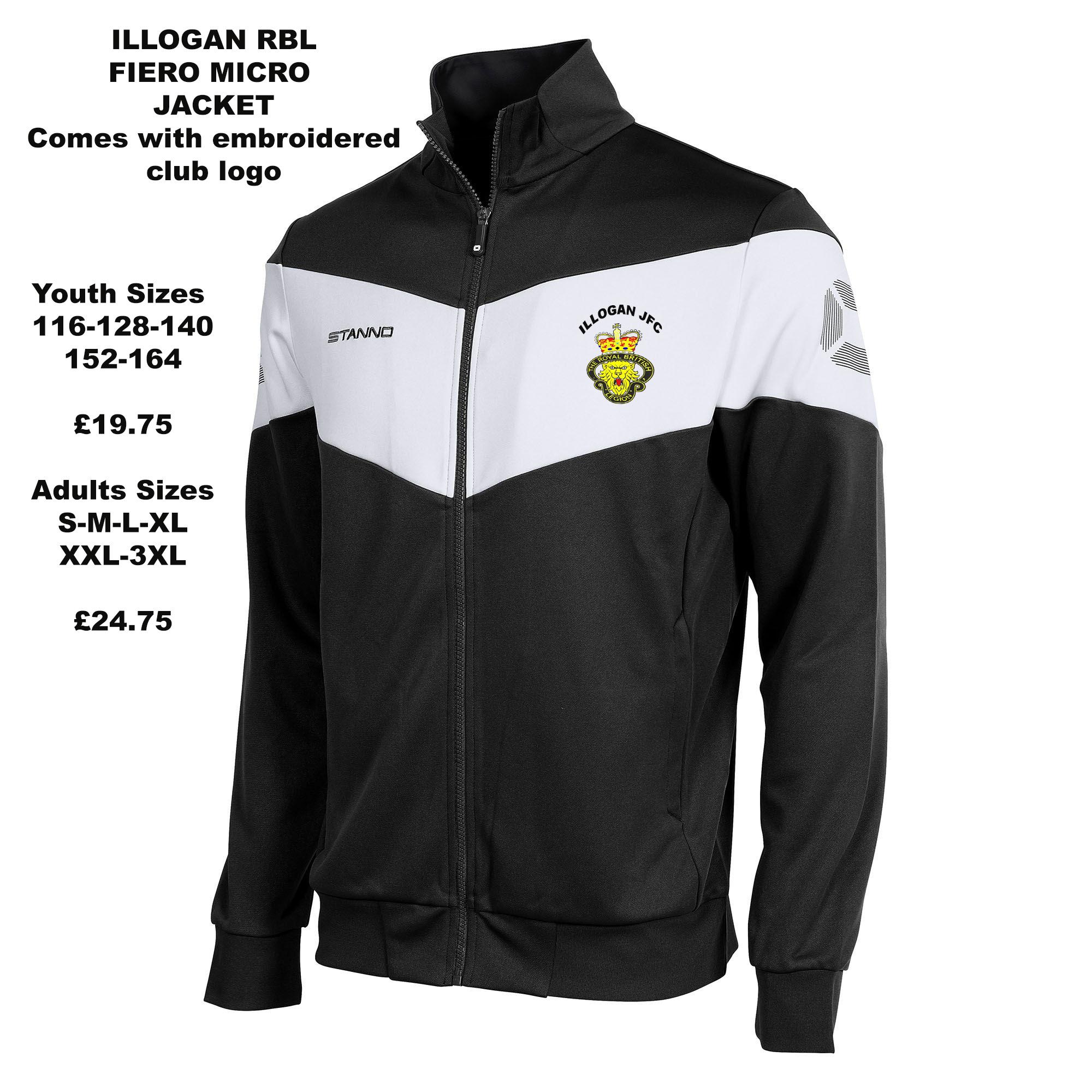 Fiero Micro Jacket