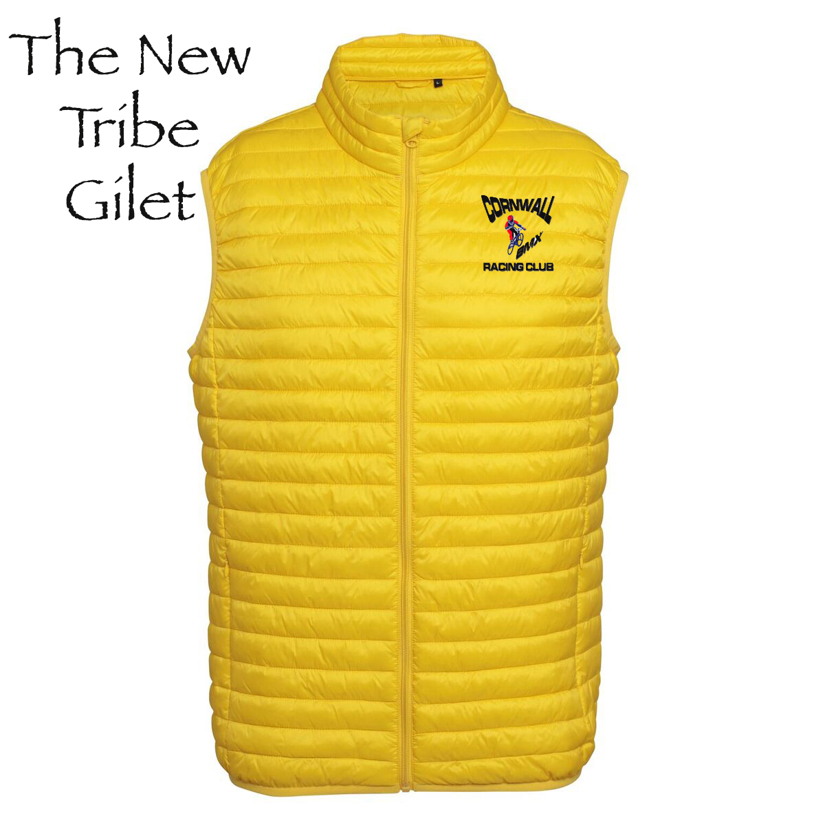 New for 2017 the Tribe Gilet