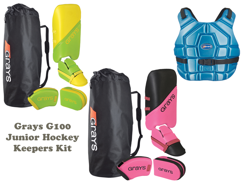 Grays G100 Junior Keepers set