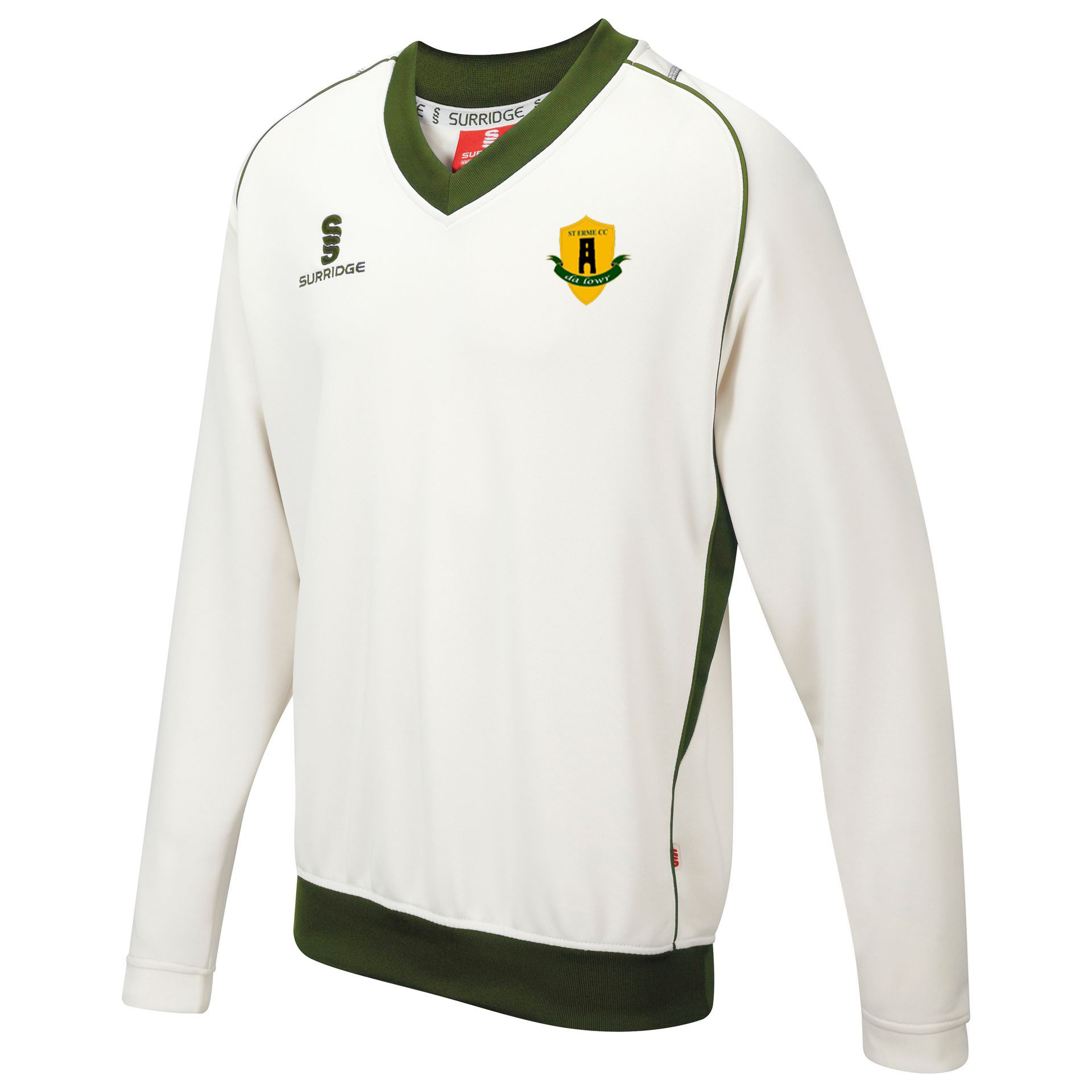 St Erme CC Long Sleeved Sweater Youth