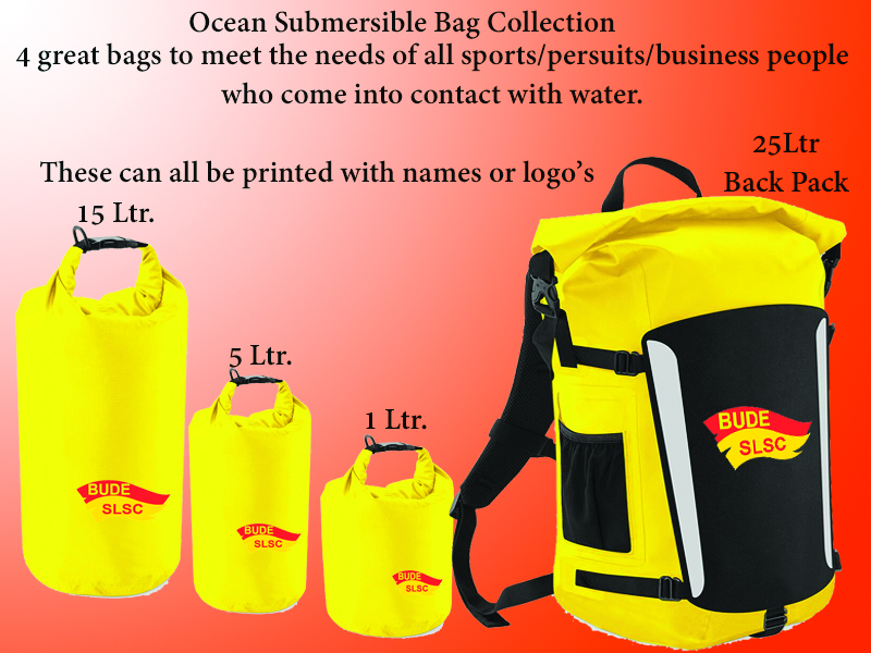 Ocean Submersible Bag Collection