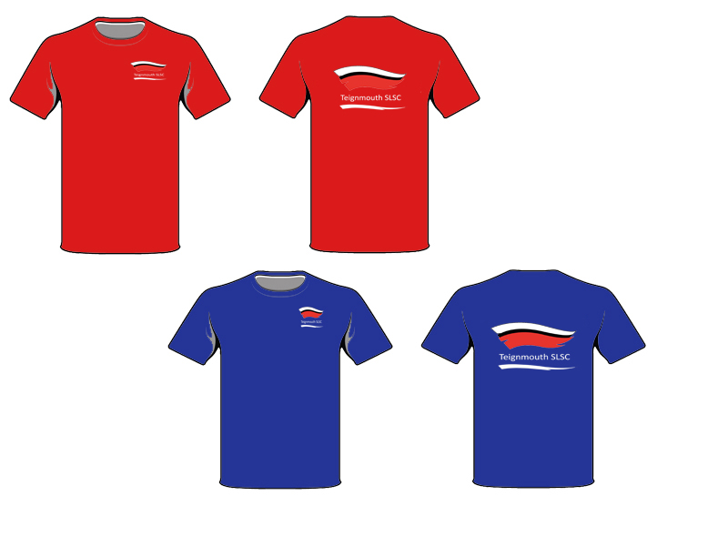 Teigmouth SLSC Tee Shirt Youth SS419