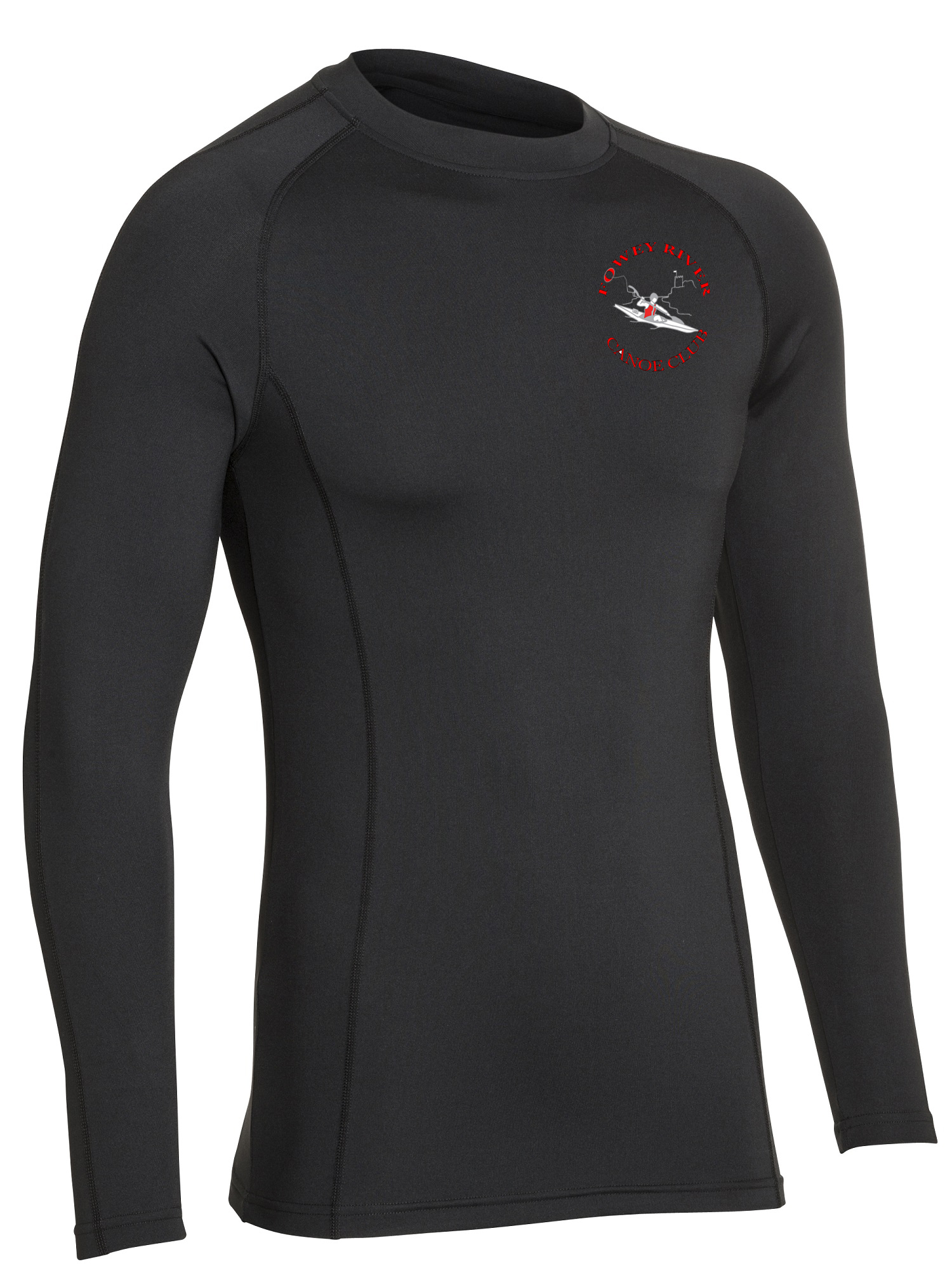 Fowey River Canoe Club Long Sleeved Base Layer