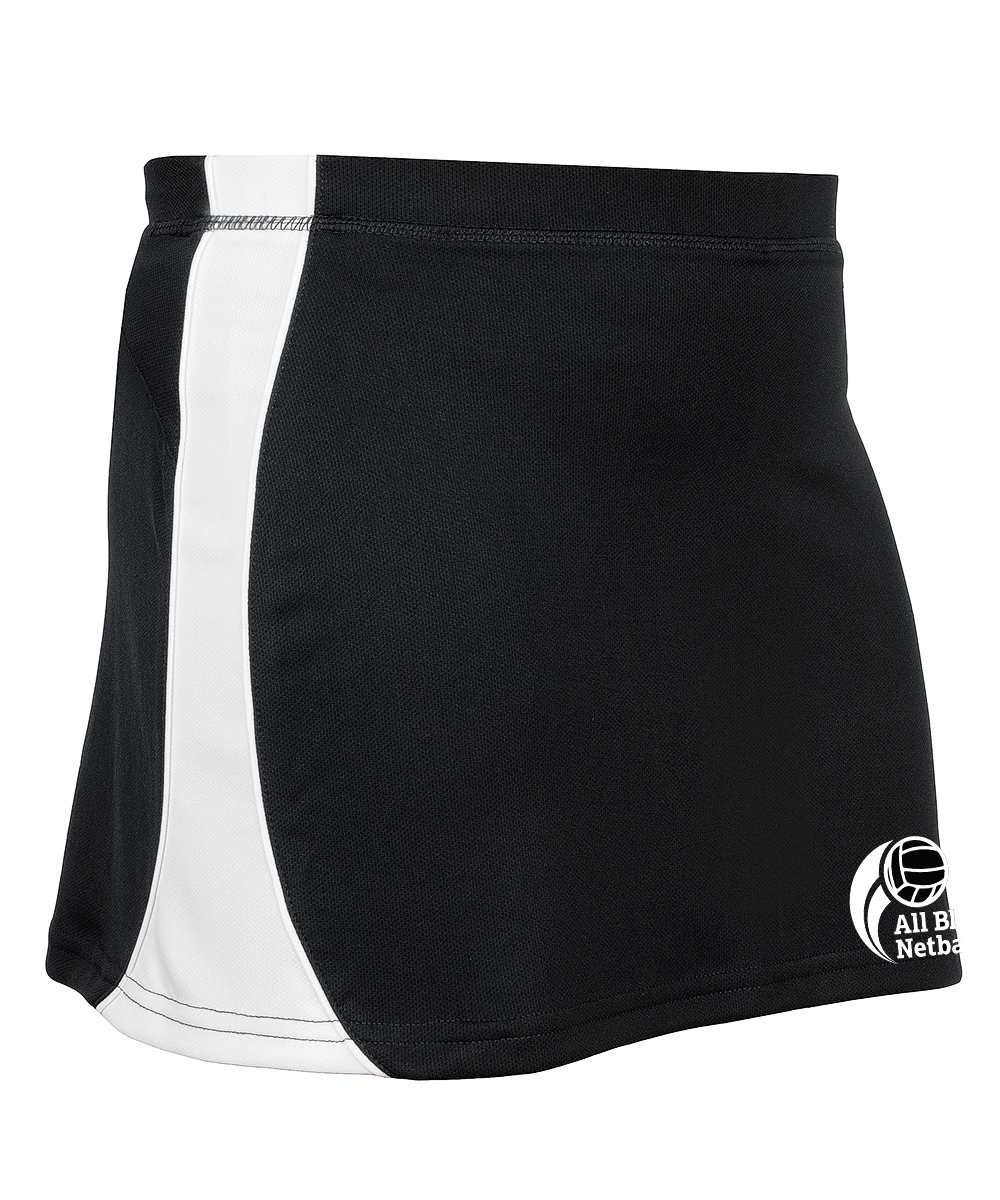 All Blacks Netball Skort
