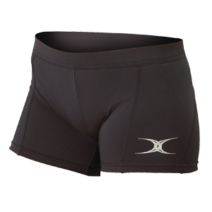 All Blacks Eclipse Netball Shorts