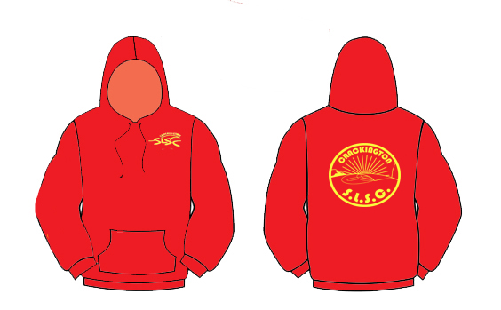 Crackington SLSC Youth Hoodie